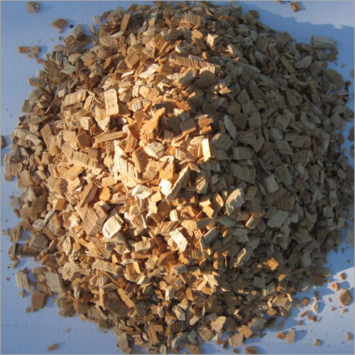 Brown Wood Sawdust
