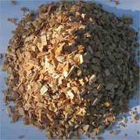 Brown Wood Sawdust