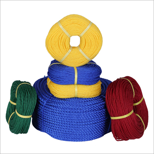 Colored PP Rope