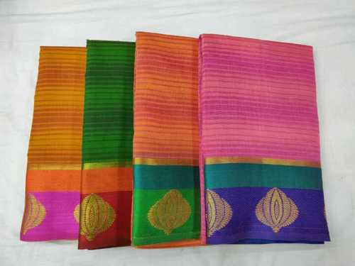 PTS Border Saree