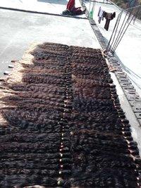 Temple Bulk Virgin Human Hair