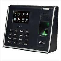 LX17 2.8 inches SSR Fingerprint Time Attendance Terminal