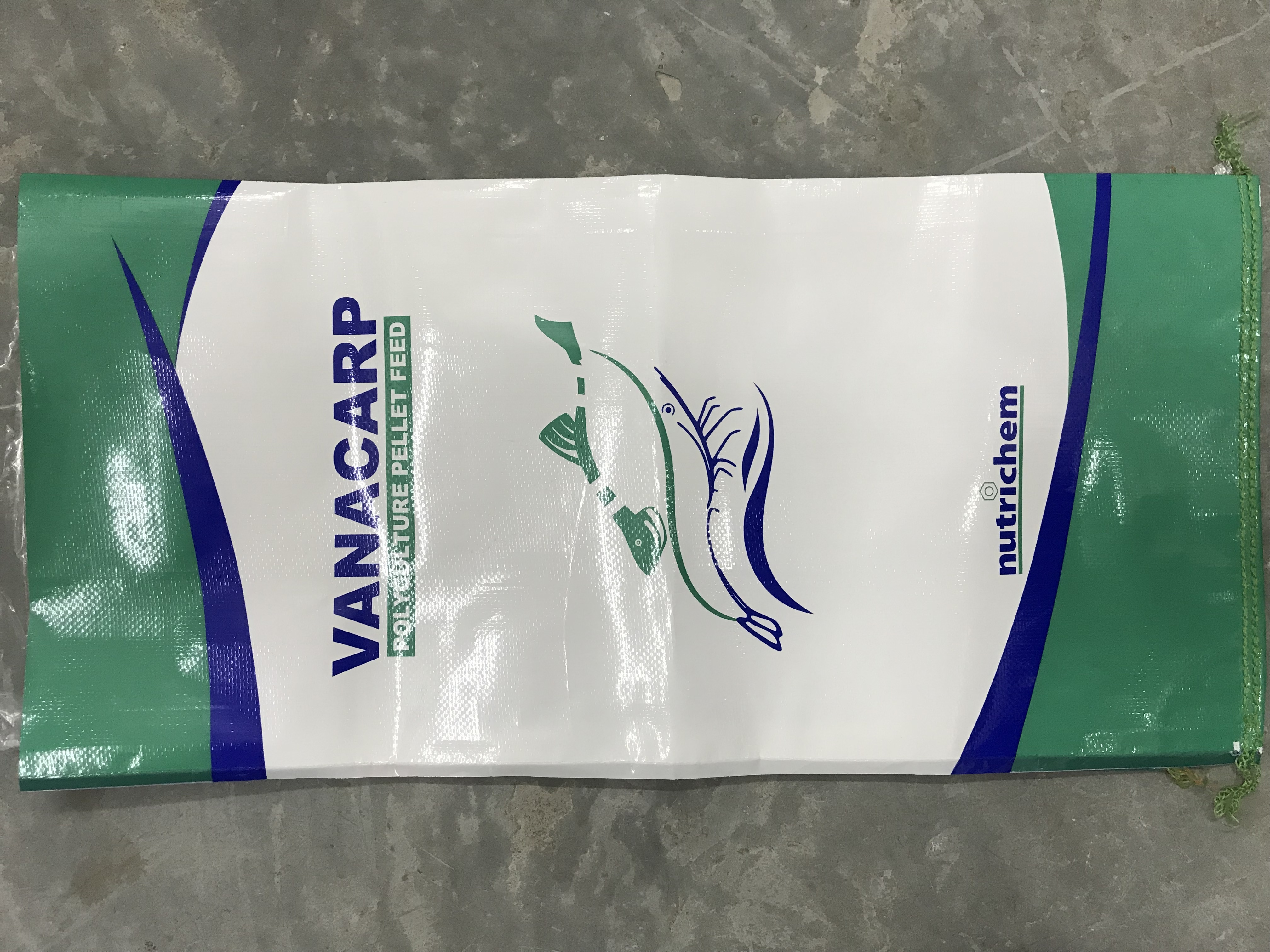 Animal Feed Supplement Bags