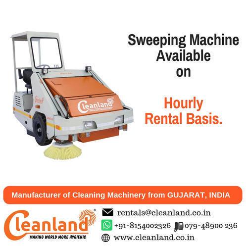 Warehouse Sweeper Rentals