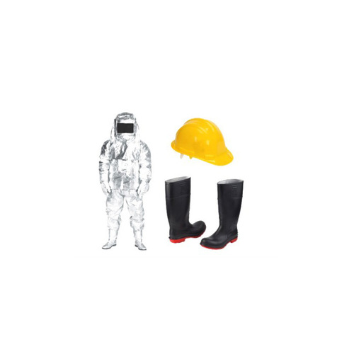 Fire Suit Helmet
