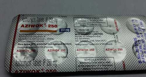 azithromycin tablts