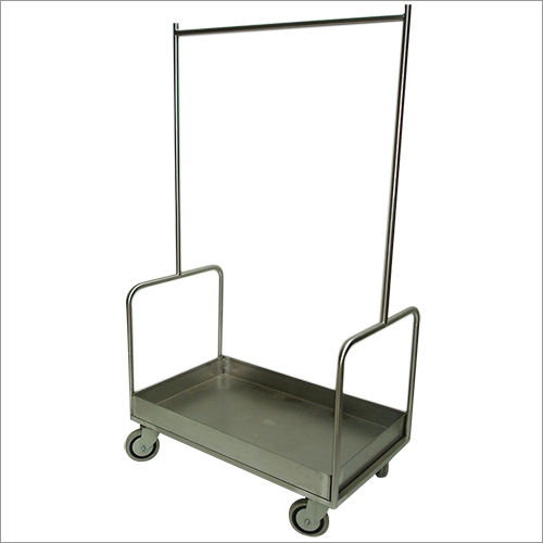 Restaurant Uniform Trolley