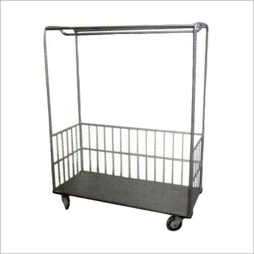 Restaurant Laundry Trolley