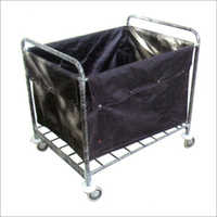 Soil Linen Dump Trolley