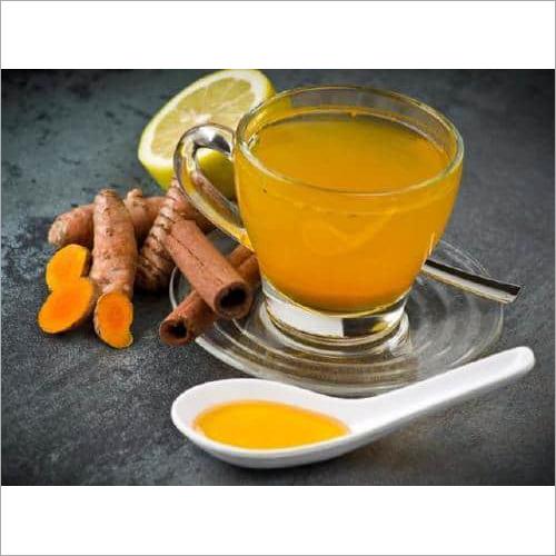 Turmeric and Ginger Tea