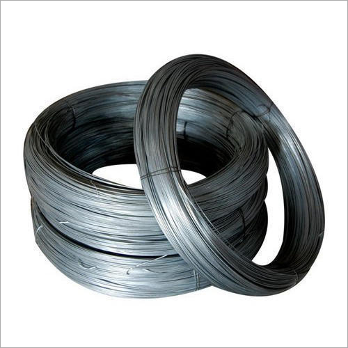 Silver Mild Steel Binding Wire