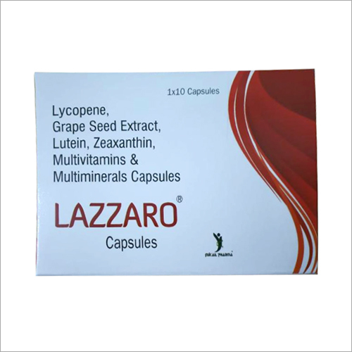 LAZZARO Capsules