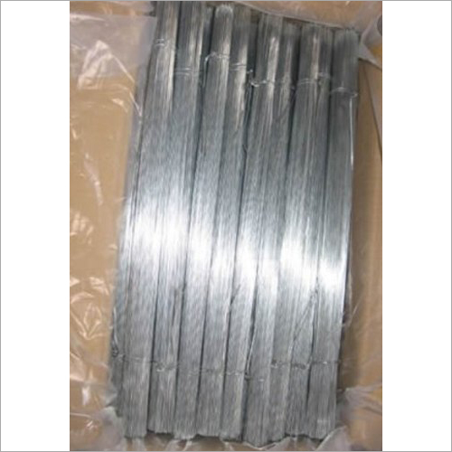 Straight Cut Galvanized Wires