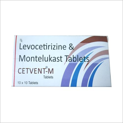 CETVENT M Tablets