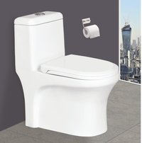 One Piece wall Mounted Toilet