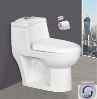 One Piece Dual Flush Toilet