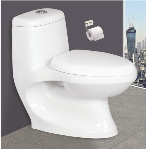 Floor Mounted Toilet