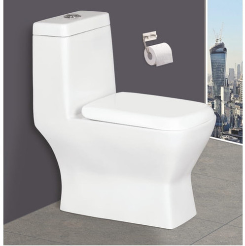Ceramic western One Piece Toilet