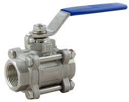 Screwed End ball valve