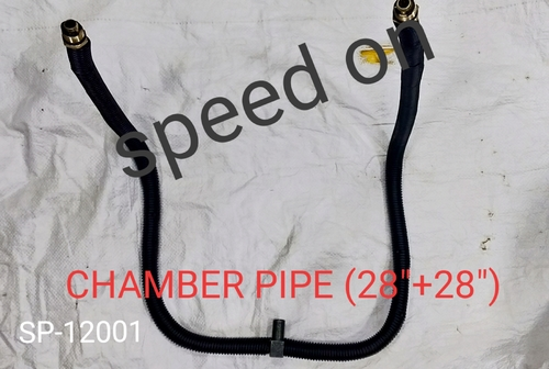CHAMBER PIPE TATA TC 15MM (BOTH SIDE BRASS) (28