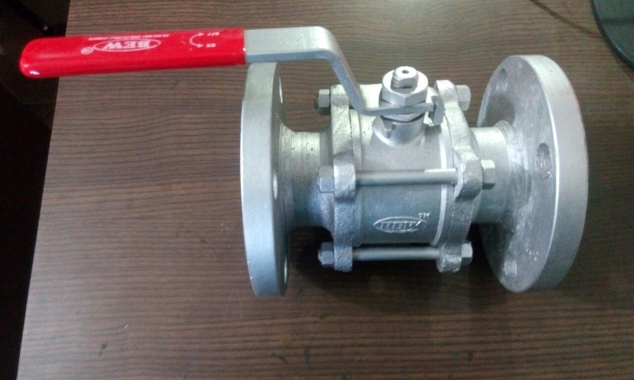 Cast Steel Ball Valve