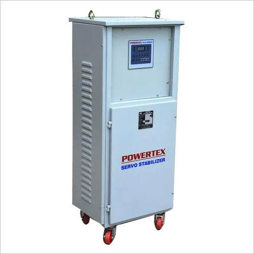 Servo Stabilizer with Neutral Generating Transformer