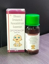 OFLOXACIN, ORDINAZOLE & RECECADOTRIL ORAL SUSPENSION