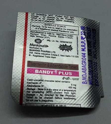 ivermecctin tablets