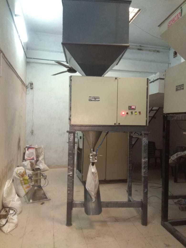 Silica Sand Bag Filling Machine