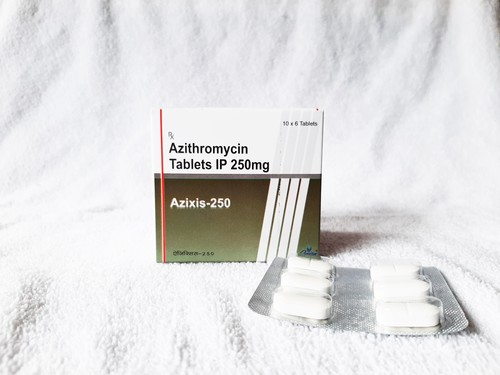 Azithromycin Tablets IP 250 MG