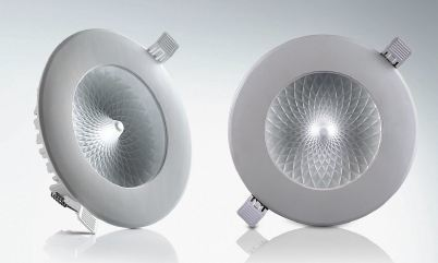 LED Downlights Flower