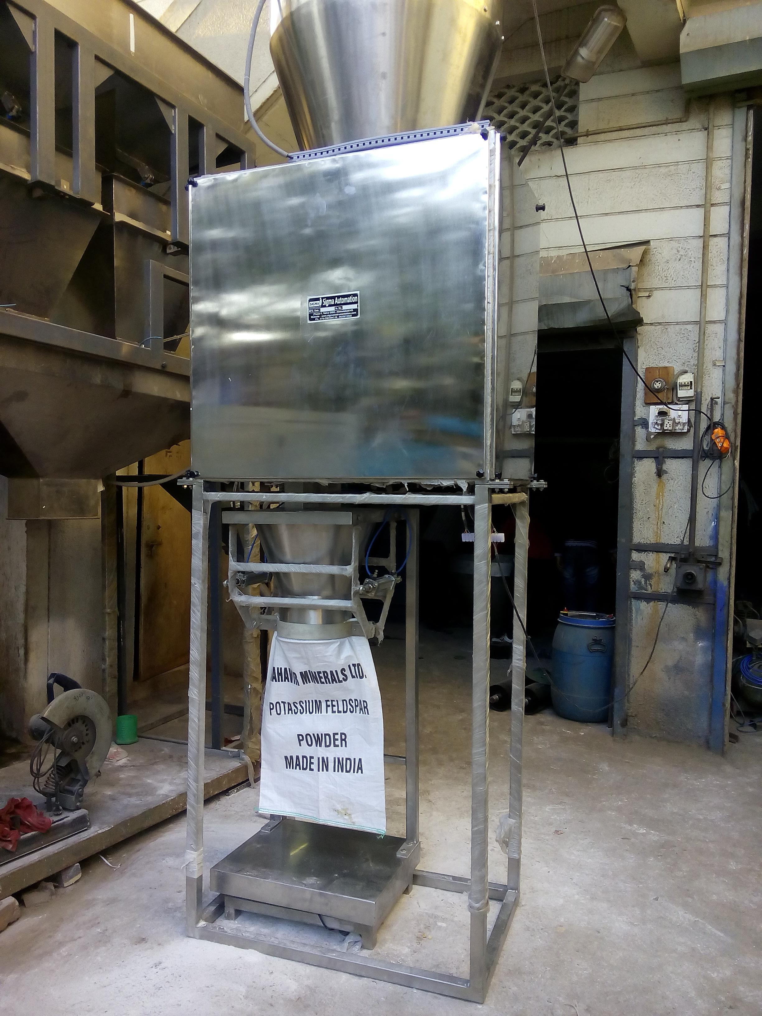 NPK Fertilizer Packing Machine