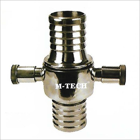 Stainlessteel Delivery Coupling