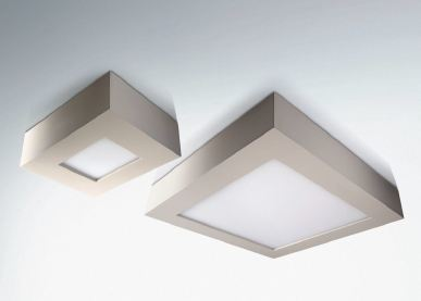 LED Surface Downlights Square