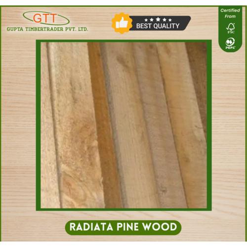Radiata Pine Wood