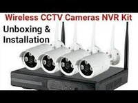 Wifi Camera And NVR Kit