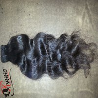 Virgin Indian Brazilian Human Hair
