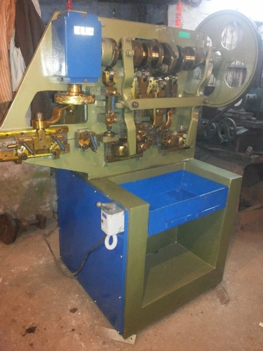 Cotter Pin Machine