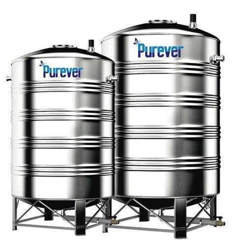 Industrial Stainless Steel Water Tanks