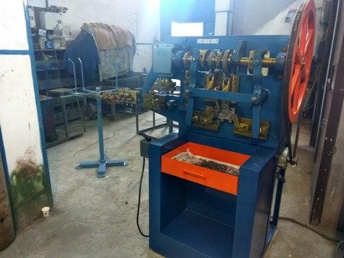 Cloth Hook  Making Machine