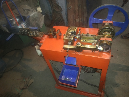 Electronic Pin Making Machine