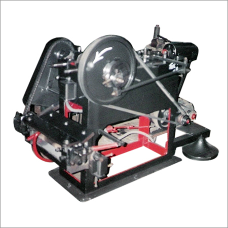 Paper Pin Machine
