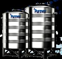 2000 Litre Steel Water Tanks