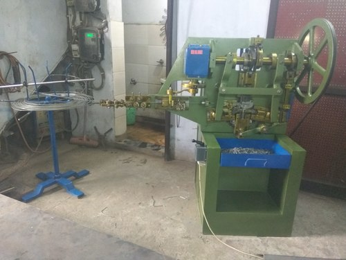 Spilit Pin making machine