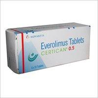 Certican Everolimus 0.5mg Tablets