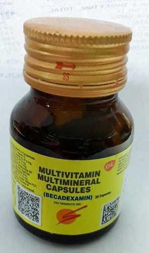 multivitamin multimineral capsules