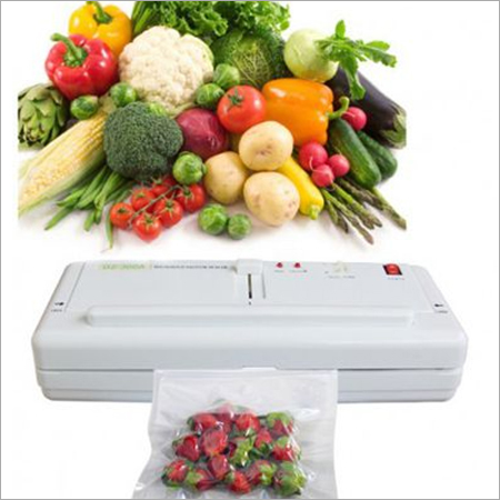 Vegetable Vaccum Packing Machine