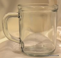 GLASS MUG,GLASS DRINKING MUGS,GLASS WINE MUGS