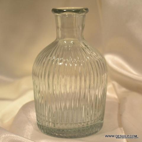 GLASS ANTIQUE PERFUME BOTTLE