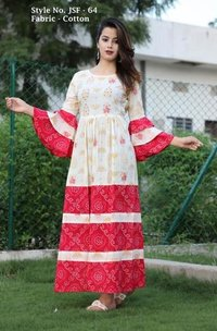 Ladies Fancy Embriodered Kurtis